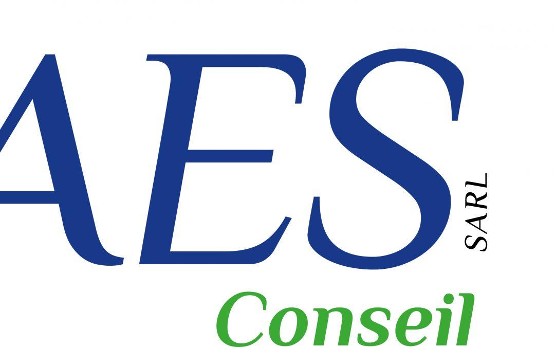 Création du site AES Conseil